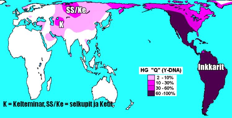 KelteminarHaplogroupQYDNA